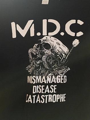 Mismanaged Disease Catastrophe Shirt