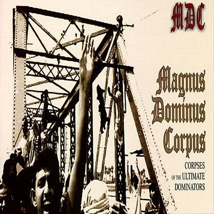 Magnus Dominus Corpus CD