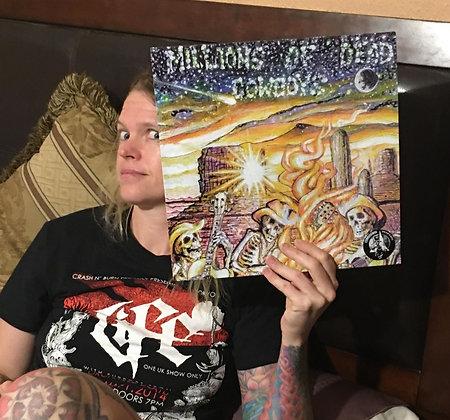 Millions of Dead Cowboys Vinyl