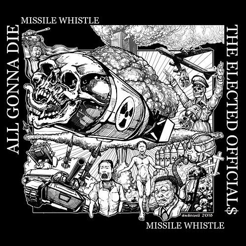 Missle Whistle CD