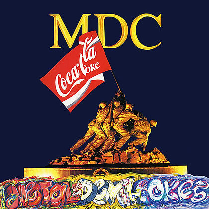 Metal Devil Cokes LP