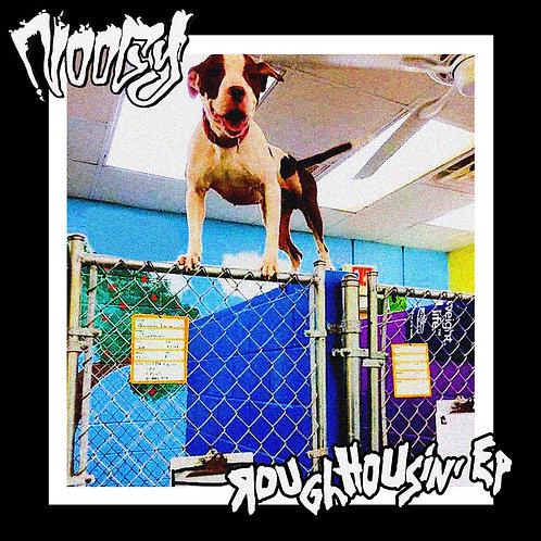 Noogy Roughhousin' EP CD