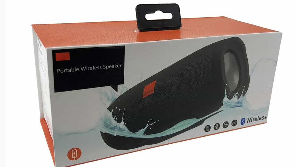 Charce3+ Waterproof Wireless Speaker