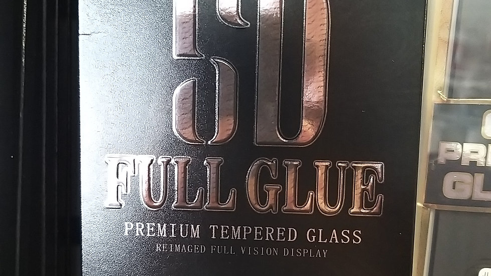 FULL GLUE PREMIUM TEMPERED GLASS FOR IPHONE XR, X, XS AND XS MAX
