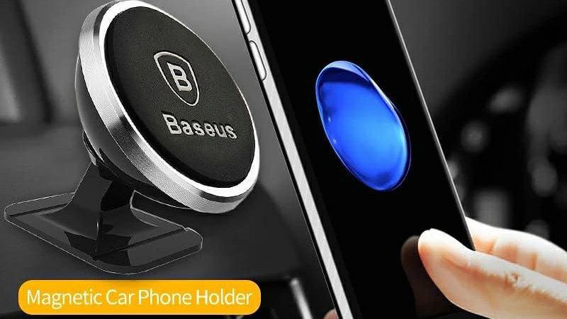 Beseus Magnetic Car Mount Device Holder