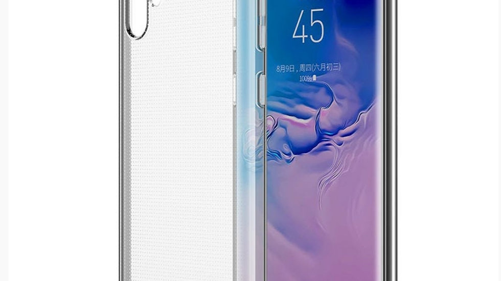 Samsung Galaxy S10e, Note 10 and Note 10plus Clear Case