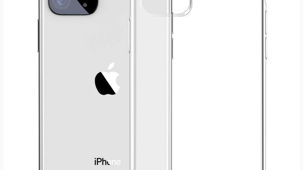 iPhone 11, 11Pro, 11ProMax Transparent Cases