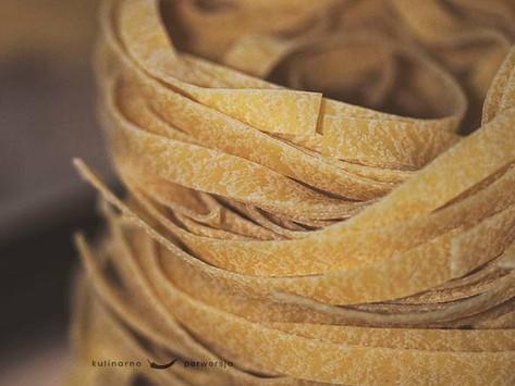 Tagliatelle - makaron zainspirowany fryzurą córki papieża