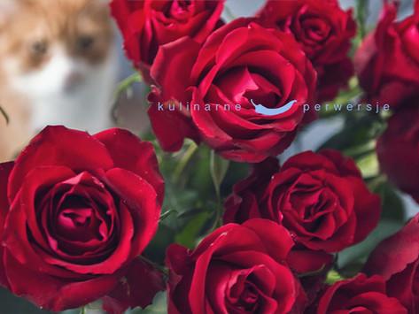 Róże - dlaczego na Walentynki muszą być czerwone?