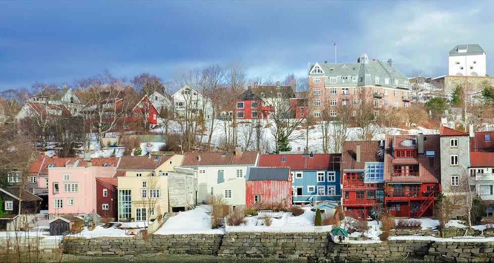 Trondheim, Norwegia