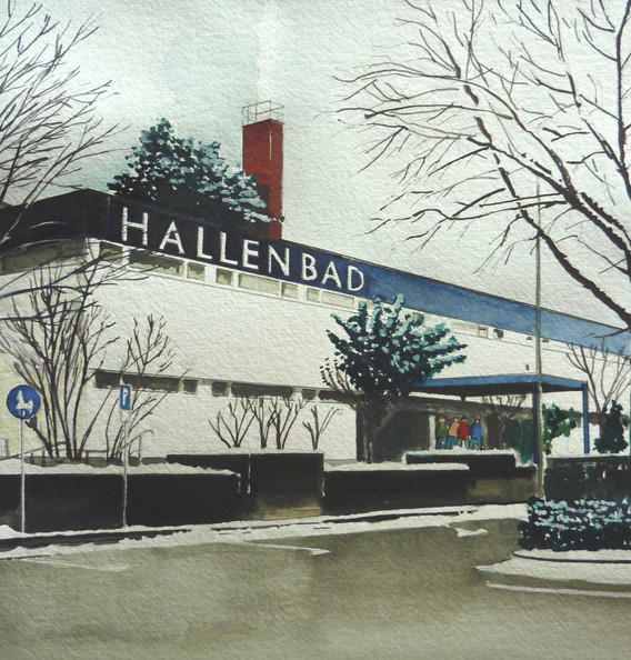 45 Hallenbad