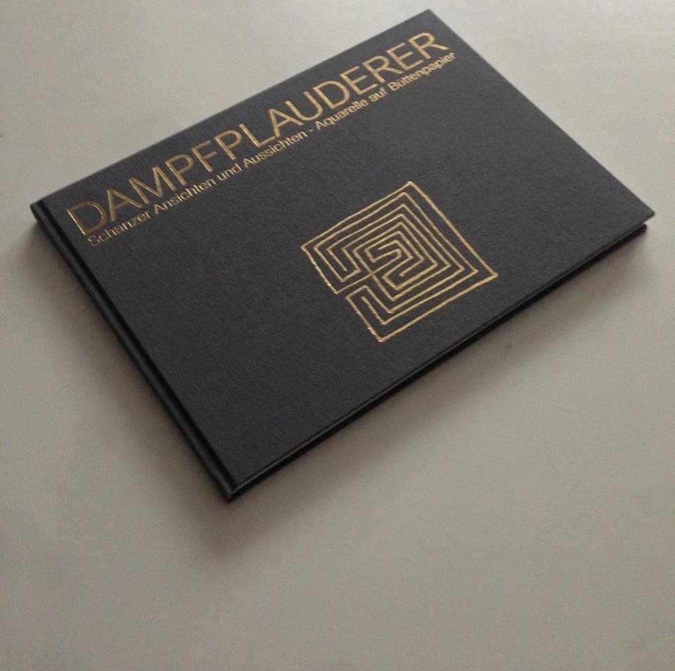 03 Dampfplauderer, das Buch