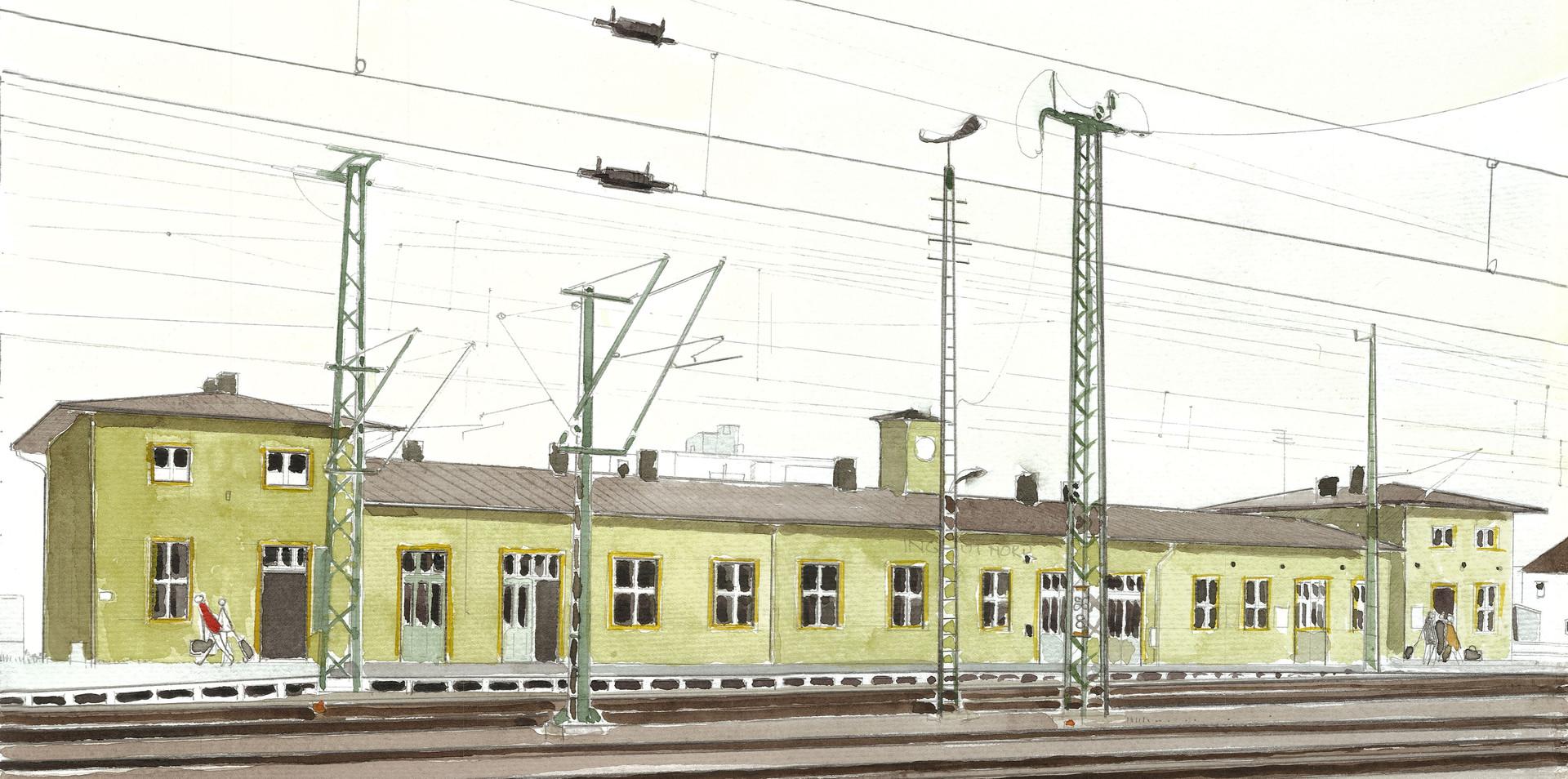 22 Der Nordbahnhof (verkauft)