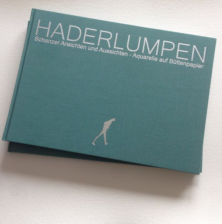 01 HADERLUMPEN - Das Buch