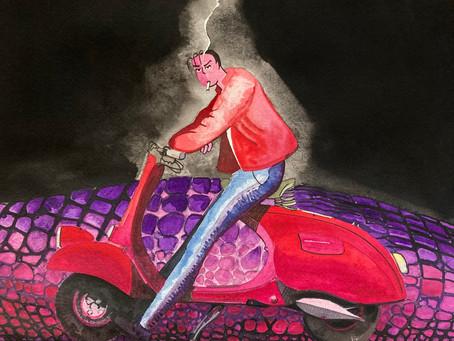Electric Rider - und die Mutante