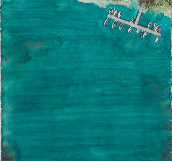 47 Baggersee von oben (verkauft)