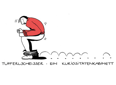 Lumpi informiert: Es folgt ein neues Album: Tüpferlscheisser.