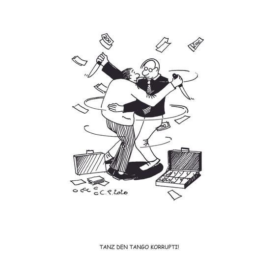 15 tango korrupti