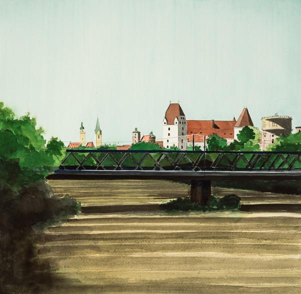 36 Ingolstadt an der Donau - verkauft