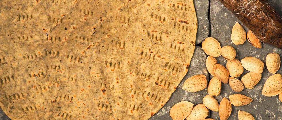 Paleo/Vegan Bread (Cassava Almond) 2 Pack