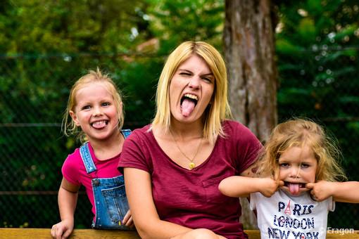 une famille soudées