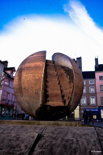 la boule fontaine