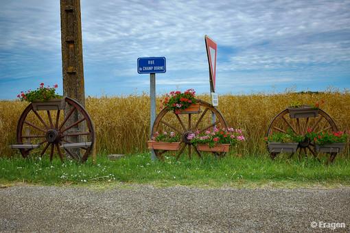 la route des 3 roues ;)