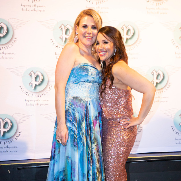 Director Shylo Pereira and Resident Vocal Coach Samantha Landers