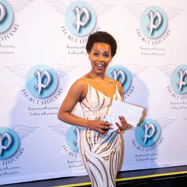 Siphokasi Ntombela, Junior Overall Winner