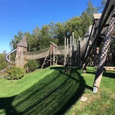 Parc Chlorophylle op 12 km