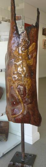 58 - Goanna Sculpture.JPG