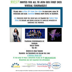 REST @ RICARES fundraising event in support of the Family Task Force of Rhode Island
