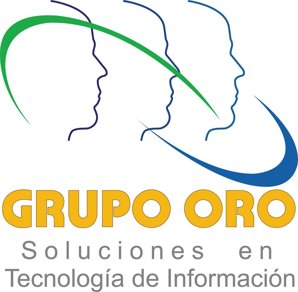 Logo Grupo Oro Distribuidor Master Contpaqi