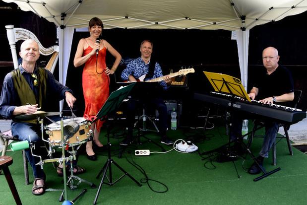 Jazzbrunch Burgspiele Güssing 08 2020