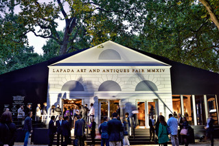 Complimentary entry for BRA Members to LAPADA Art & Antiques Fair