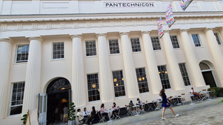 Long-awaited opening of the Pan-technicon