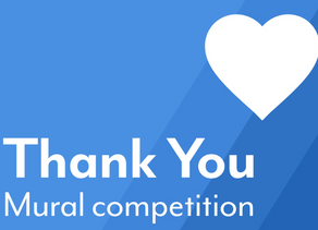 Thank You Mural competition