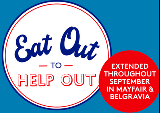 Eat Out to Help Out in September
