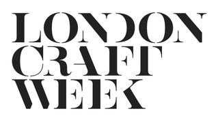 London Craft Week returns 8 - 12 May