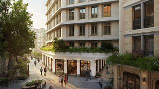 Cundy Street Quarter planning