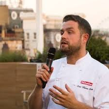 Count down begins for this Exclusive Event with Chef Sven-Hanson Britt Masterchef Finalist