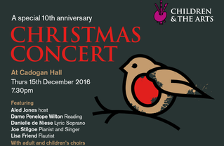 Children & the Arts 10th Anniversary Christmas Concert