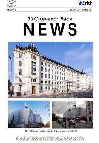 33 Grosvenor Place News