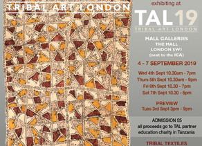 Joss Graham @ Tribal Art London