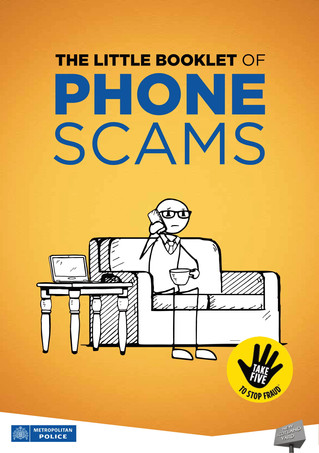 Beware of phone scams!