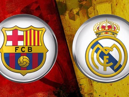 Konec mita o Barceloni in Realu?