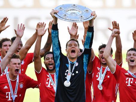 Prihodnost Bundeslige: Bayernovo sistematično uničevanje tekmovalnosti nemškega prvenstva