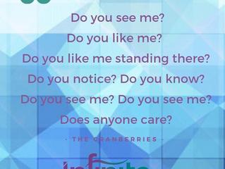 Why should anyone hear me? ⠀