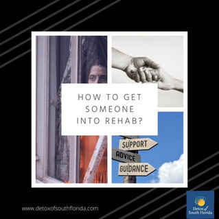 How To Get Someone Into Rehab: You Can Help