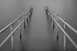 Into a ocean of grey